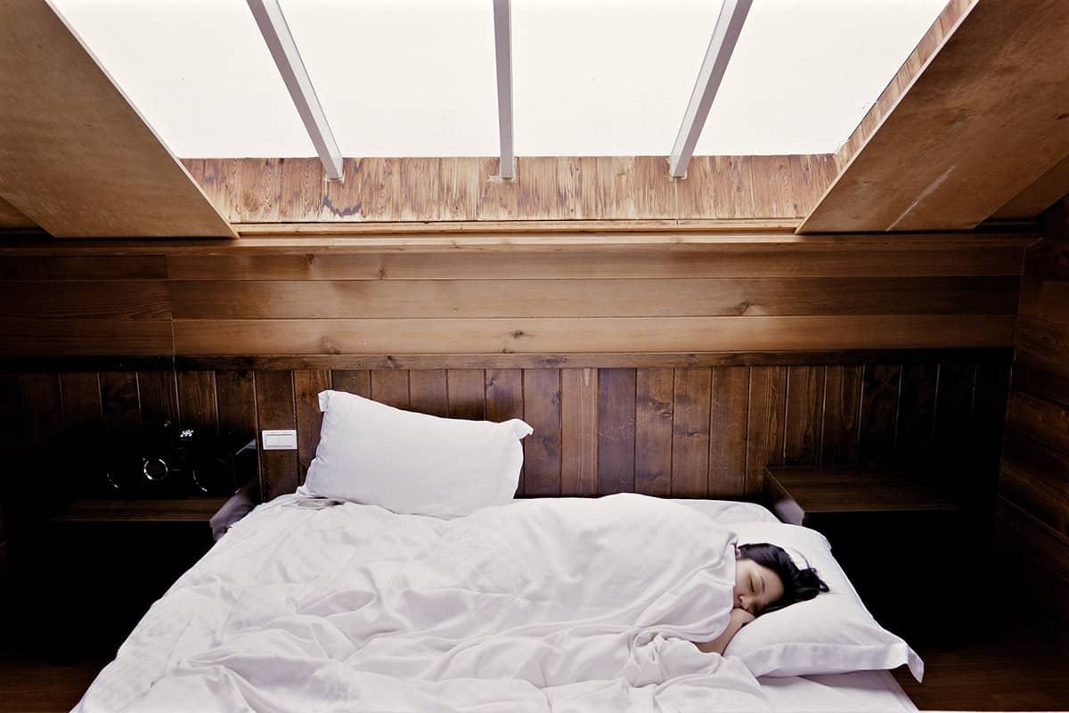 習慣1.睡眠前30分の心を整える時間