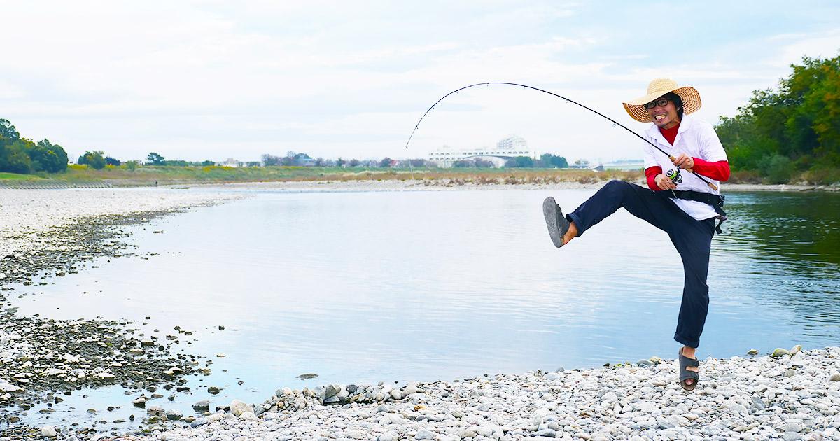 旅にパックロッドを持って行く! 海外の釣具屋さんで釣り具を買う