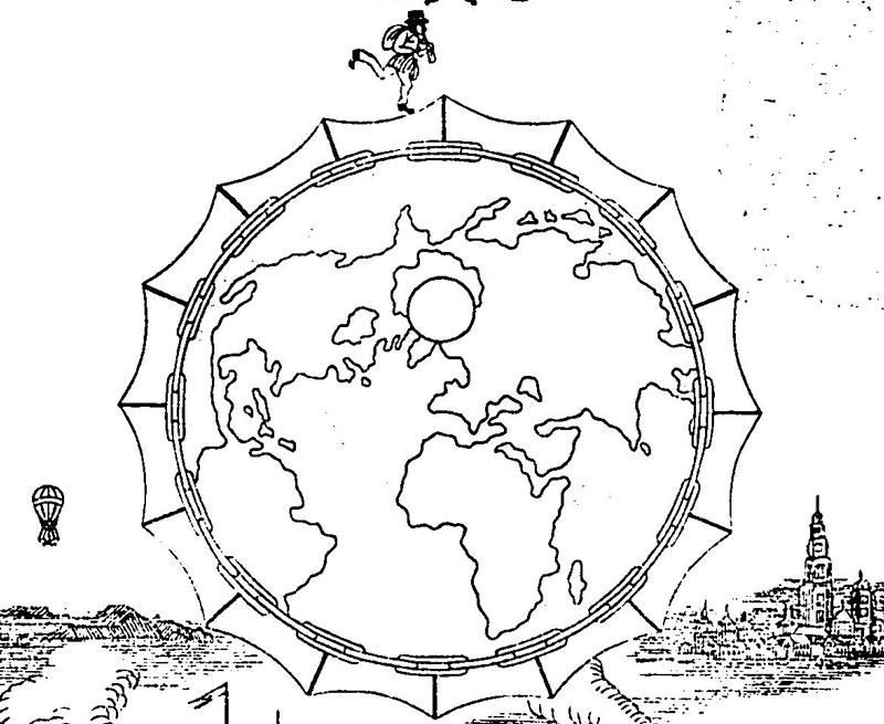 国立国会図書館デジタルコレクション 福沢諭吉 『西洋事情 初編 巻之1』より