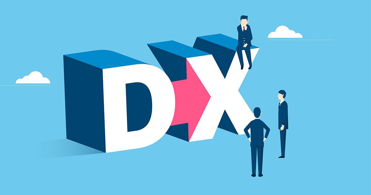 デジタルトランスフォーメーション(DX)とは?具体的な企業事例を交えて解説