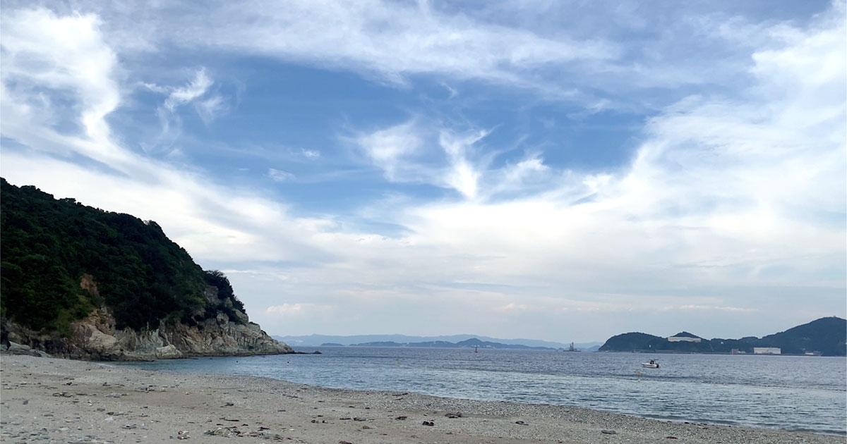 和歌山県にある地ノ島