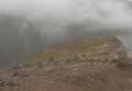 八ヶ岳 硫黄岳からの下り