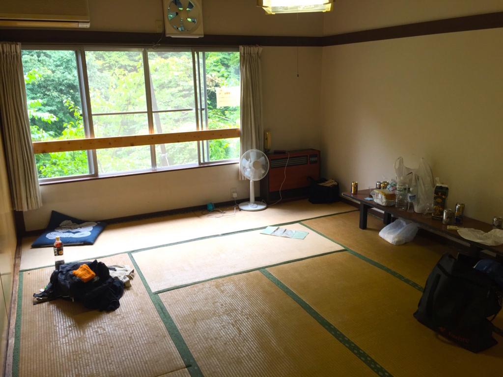 秋川渓谷NATURE GARDEN(ネイチャーガーデン)部屋