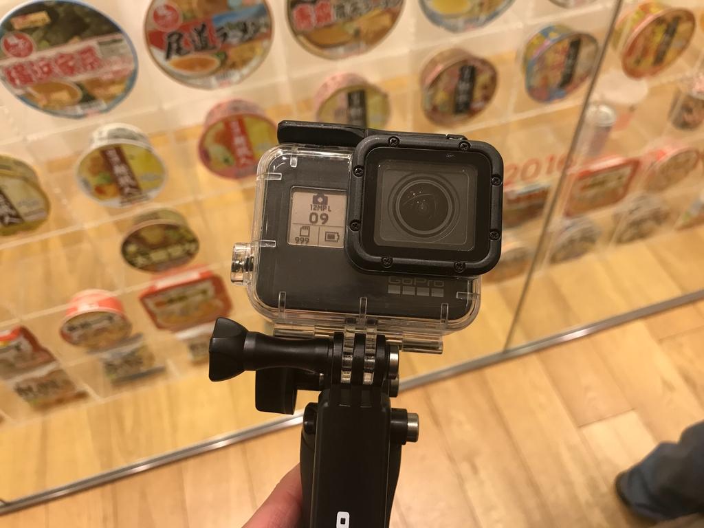 GoPro HERO7防水ケース