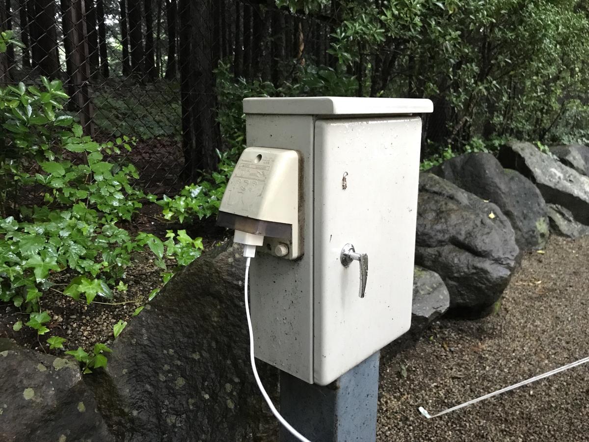 キャンプ・アンド・キャビンズ那須高原電源