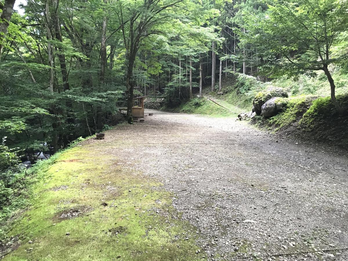 彩の国キャンプ村区画秩父キャンプ