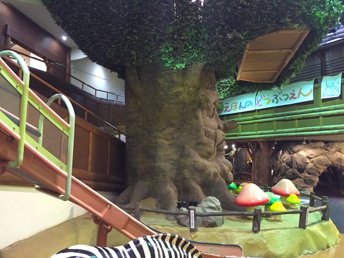 こども 公園 自然 東松山 動物