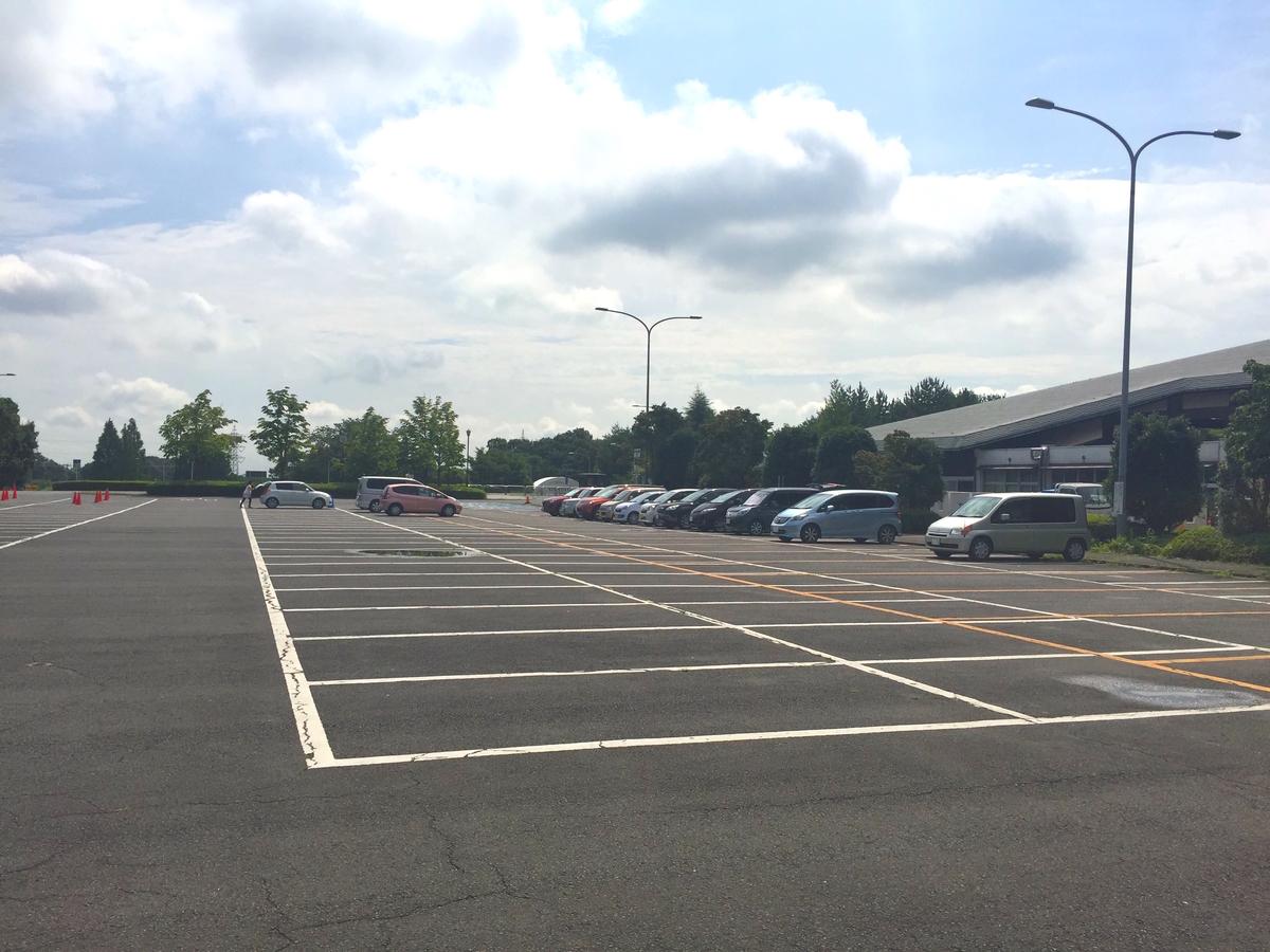 こども動物自然公園駐車場