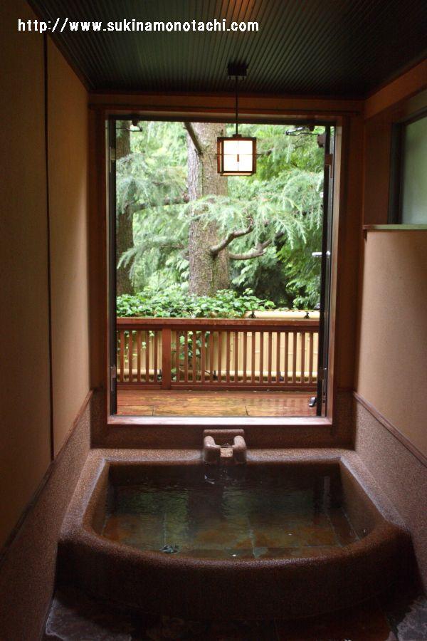 箱根山の茶屋 専用露天風呂
