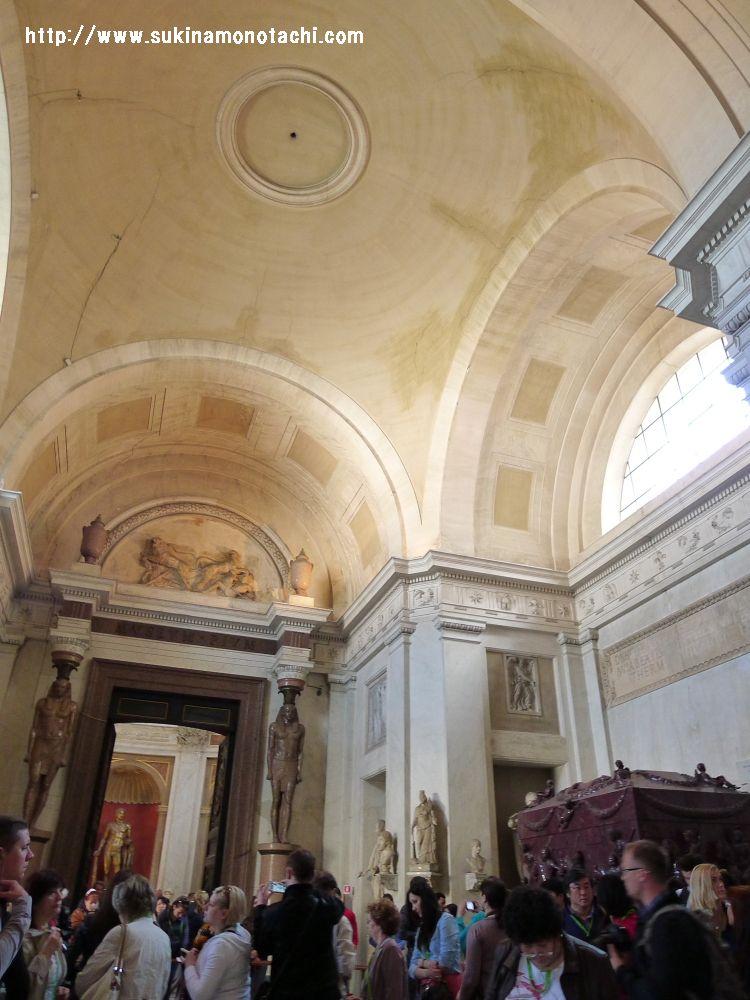 ヴァチカン美術館 入館