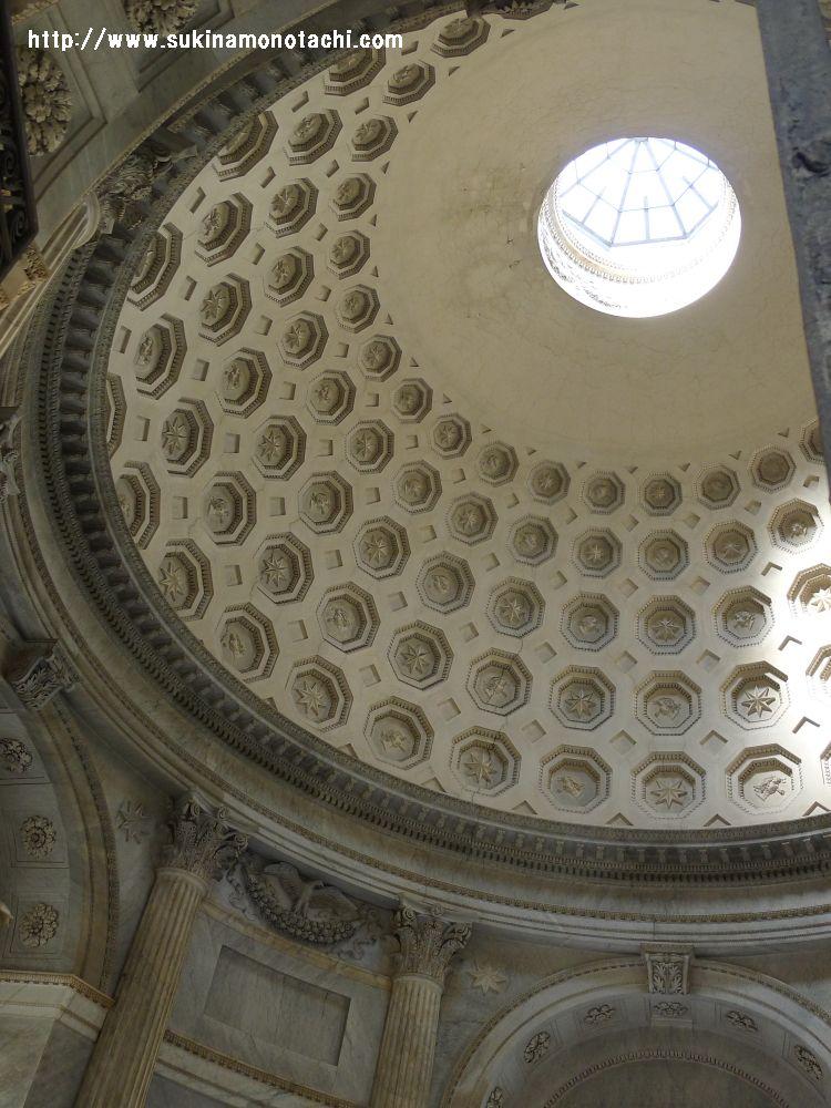 ヴァチカン美術館 天窓