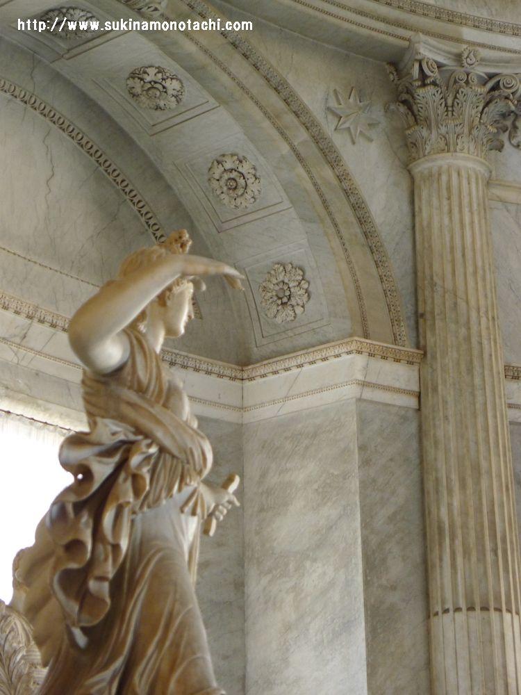 ヴァチカン美術館 石像