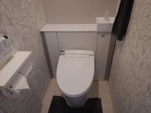 トイレ壁紙サンゲツFE1601