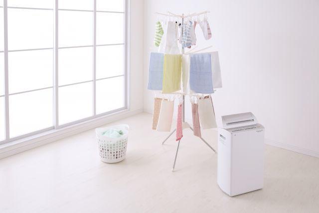 洗濯物 保湿