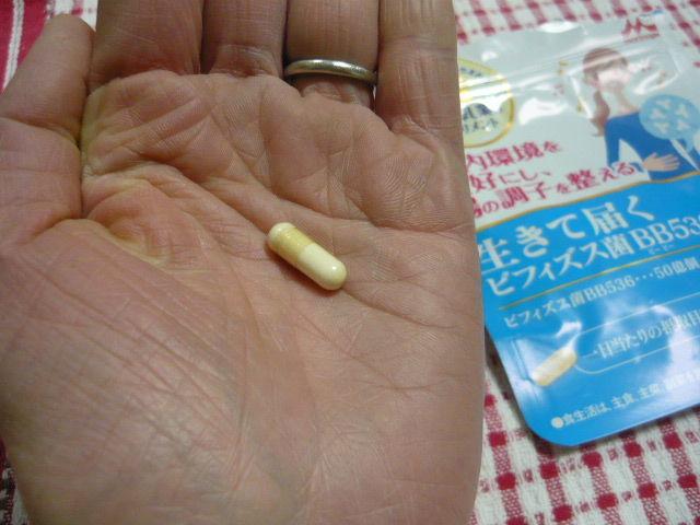 森永乳業、ビフィズス菌BB536、腸活