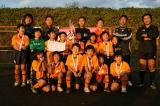 2007.11.18区民体育大会2年生大会準優勝