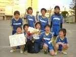 03/09ニコニコ杯優勝!(3年生)