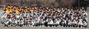 2010/12/25蹴り納め