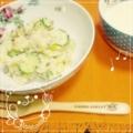 ポテサラとポテトスープ