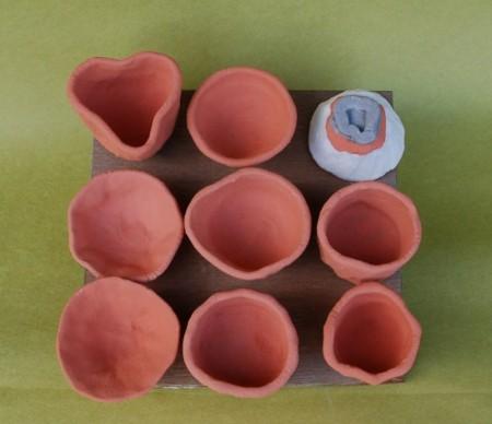 赤化粧 素焼 (テスト)の画像