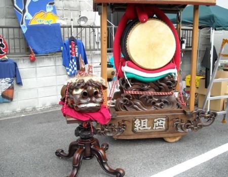16日17日は伊勢神社の祭礼・・・だがの画像
