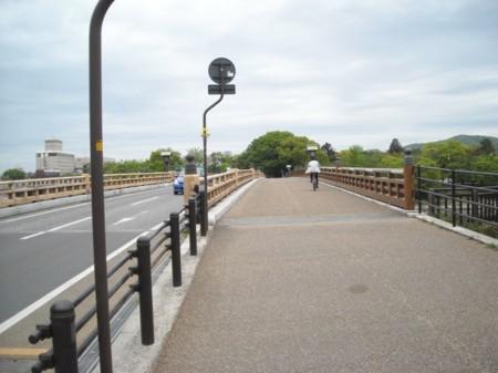 GWの岡山後楽園 界隈 鶴見橋の画像