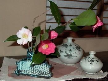 椿文油壺の画像