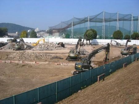 クラボウ岡山工場 91年の歴史に幕の画像