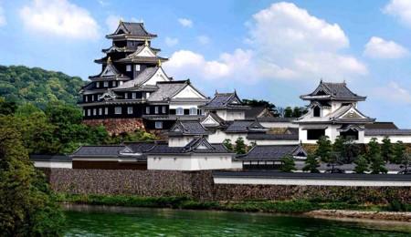 岡山城(烏の城)の画像