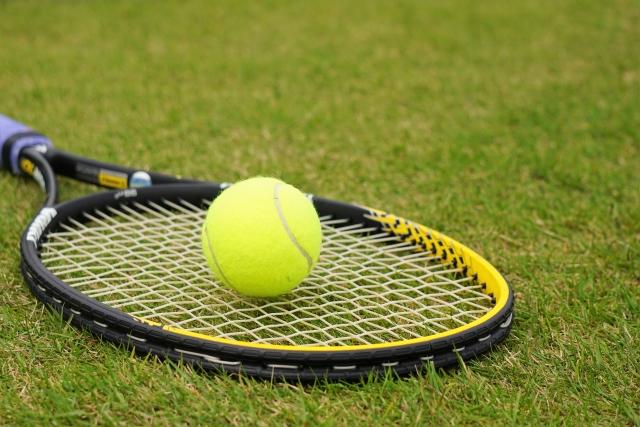 テニスマンガを大人買い
