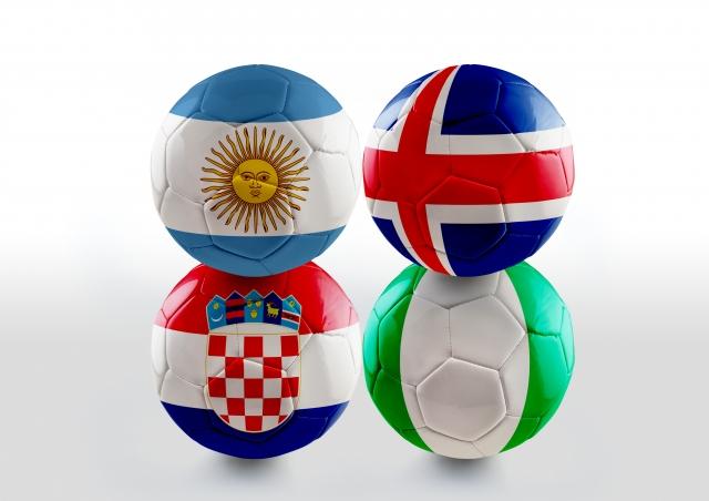 ロシアW杯Dグループ