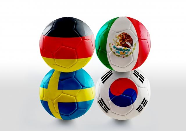 ワールドカップ グループF