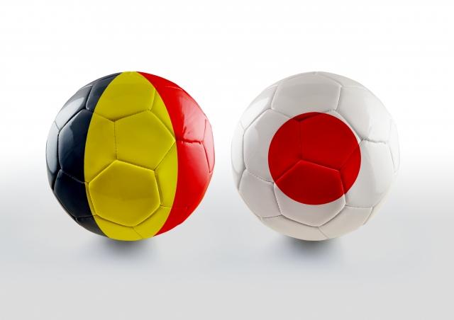 日本に勝ったベルギー