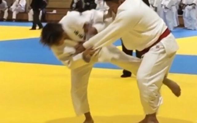 柔道世界選手権