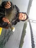 黒鯛44cm