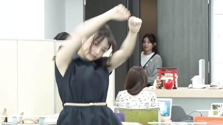 田中瞳 森香澄 可愛い