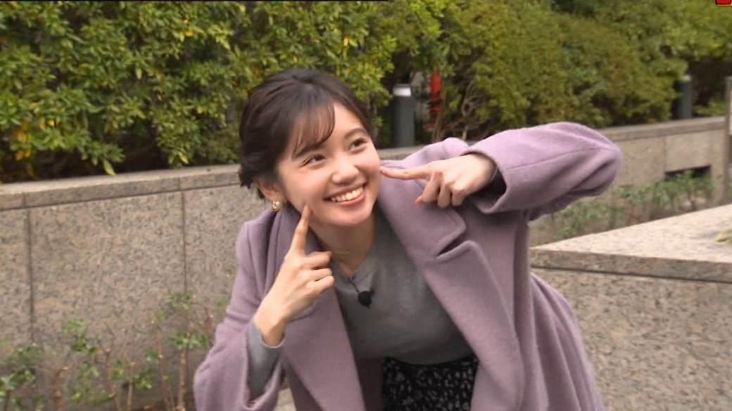 田中瞳アナ 可愛い