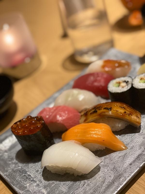 洛空・寿司
