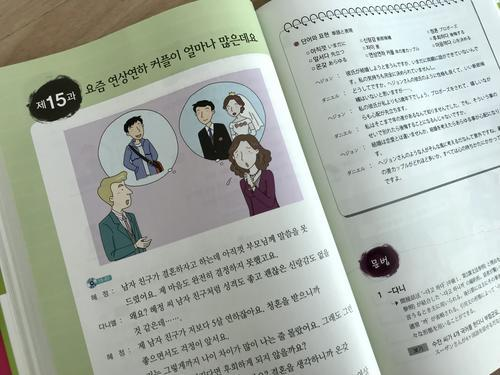 カナタ韓国語学院 テキスト