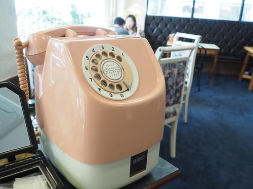 レトロ電話