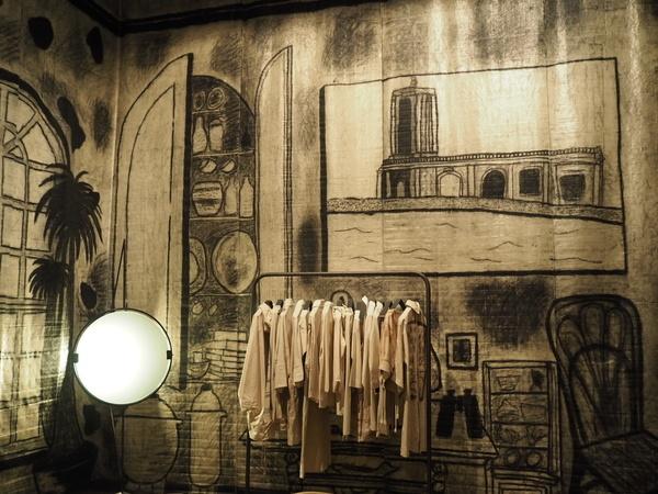 古代の部屋