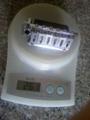 John Suhr 1055の重さは261g