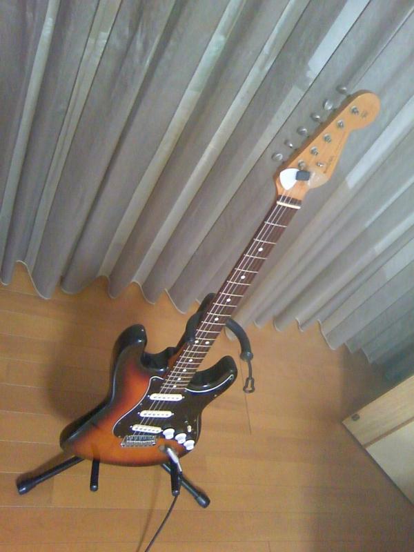 Fender USA Stratocaster 62 Reissue (USA Vintageシリーズ)