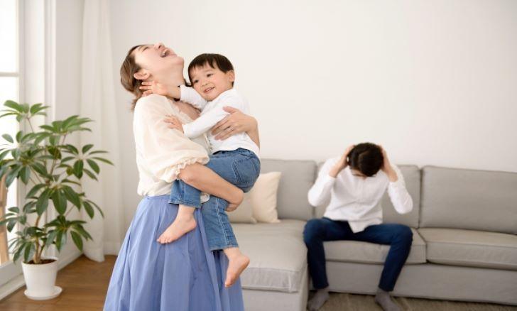 子供をパパっこにさせる方法
