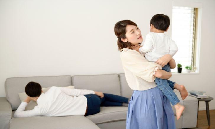夫婦喧嘩は子供に見せるべき?子供は親の中を敏感に察知する