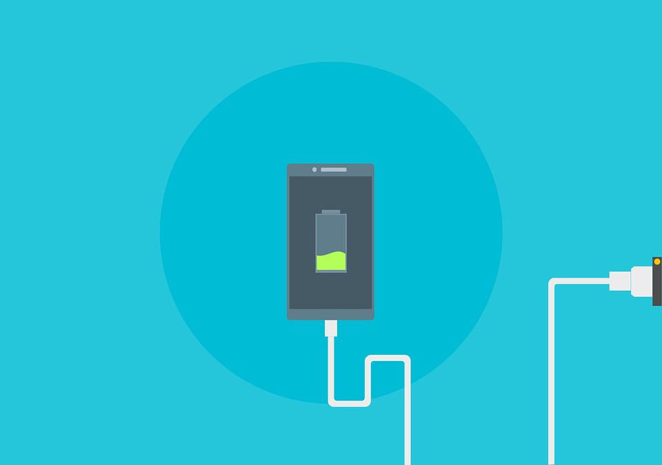iPhone バッテリー 充電方法