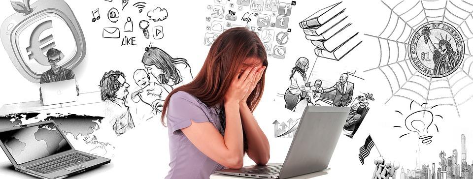 ブログ依存症