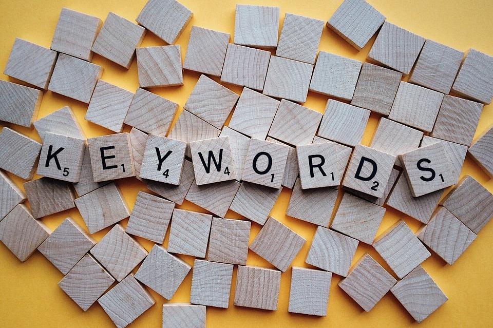 ブログ記事のキーワードの選び方・入れ方