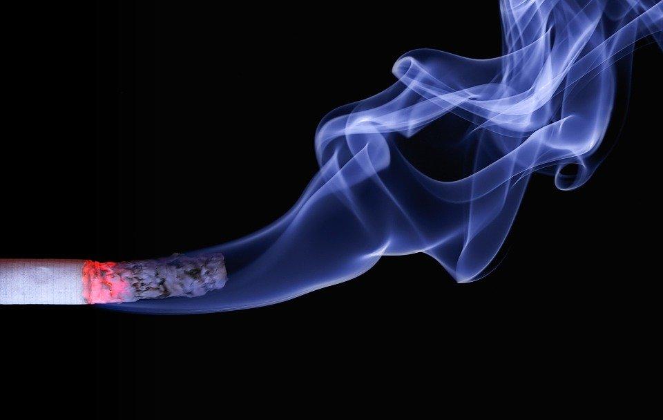 気になるタバコ臭