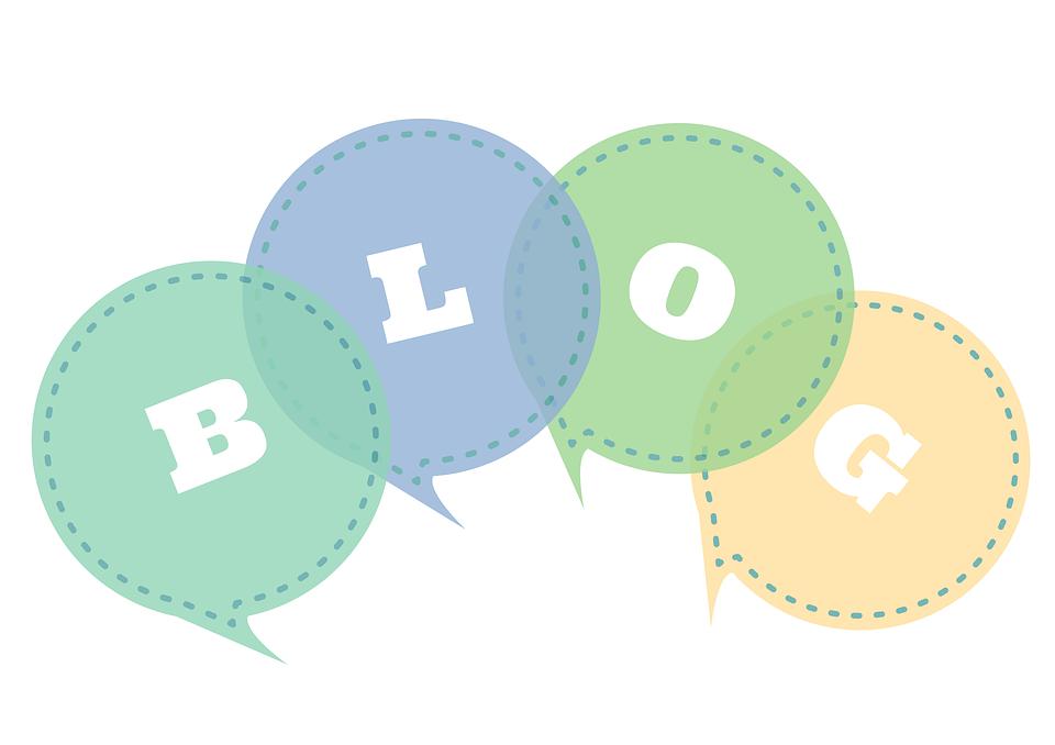 ブログと日常生活